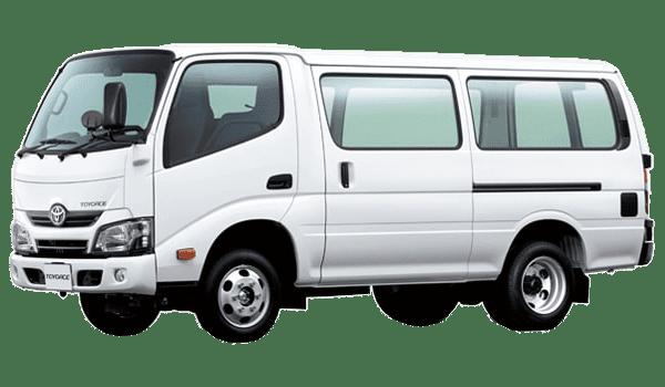 小型貨物車(2,501kg~3,000kg)